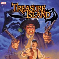 Marvel Illustrated: Treasure Island Premiere