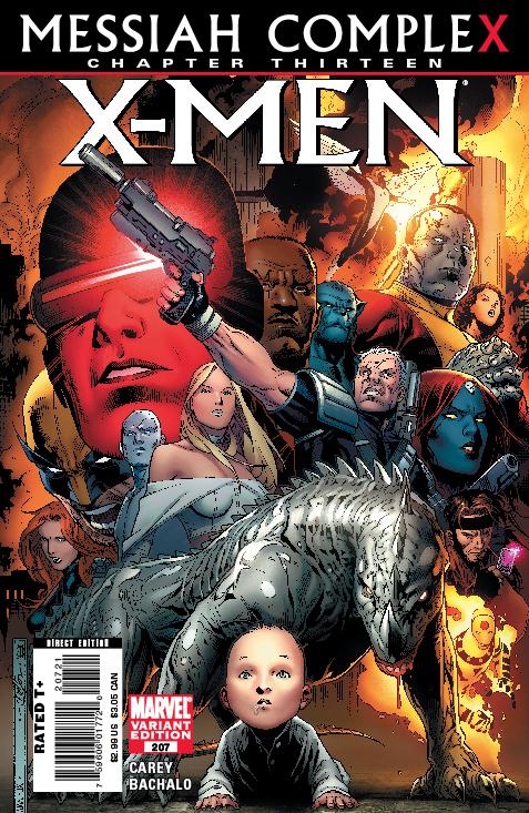 X-Men (2004) #207 (VARIANT)