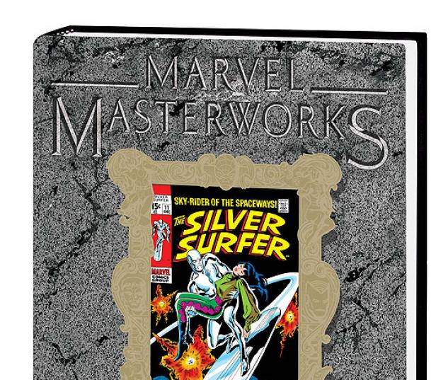 MARVEL MASTERWORKS: THE SILVER SURFER VOL. 2 HC (VARIANT, 2ND #0