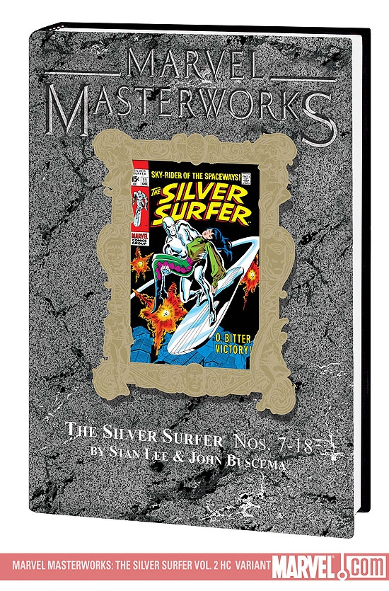 Marvel Masterworks: The Silver Surfer Vol. 2 (Variant, 2nd (Hardcover)