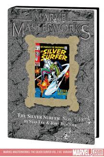 Marvel Masterworks: The Silver Surfer Vol. 2 (Variant, 2nd (Hardcover)