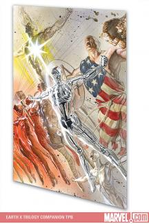 Earth X Trilogy Companion (Trade Paperback)