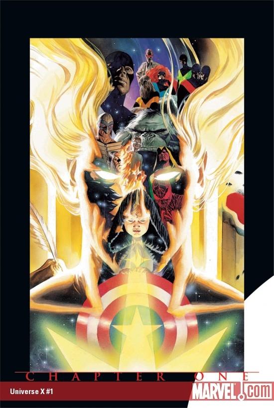 Universe X (2000) #1