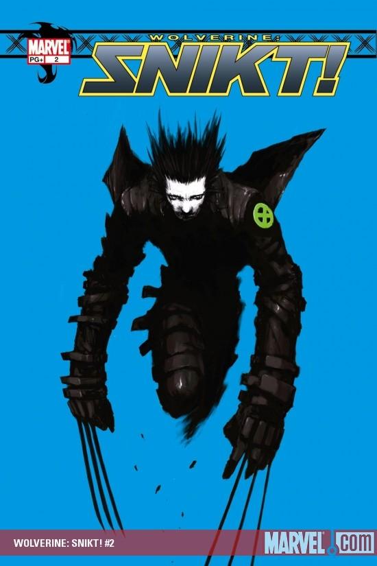 Wolverine: Snikt! (2003) #2