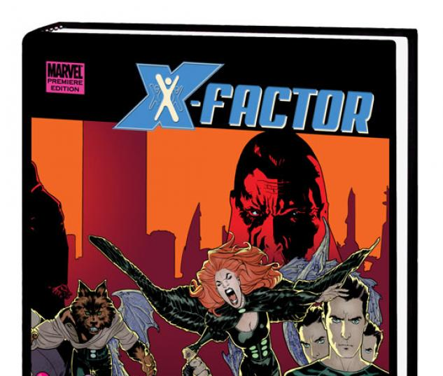 X-FACTOR: LIFE AND DEATH MATTERS PREMIERE #0