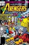 AVENGERS #174 COVER