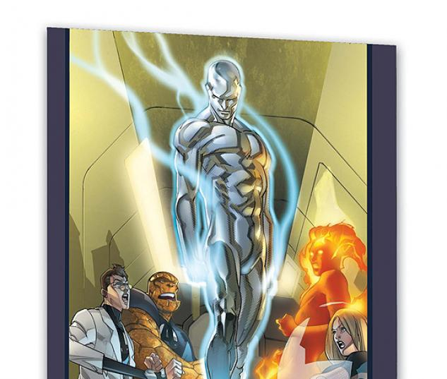 ULTIMATE FANTASTIC FOUR VOL. 9: SILVER SURFER #0