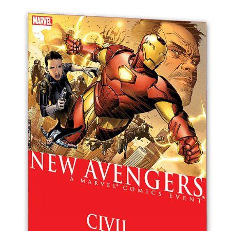 NEW AVENGERS VOL. 5: CIVIL WAR #0