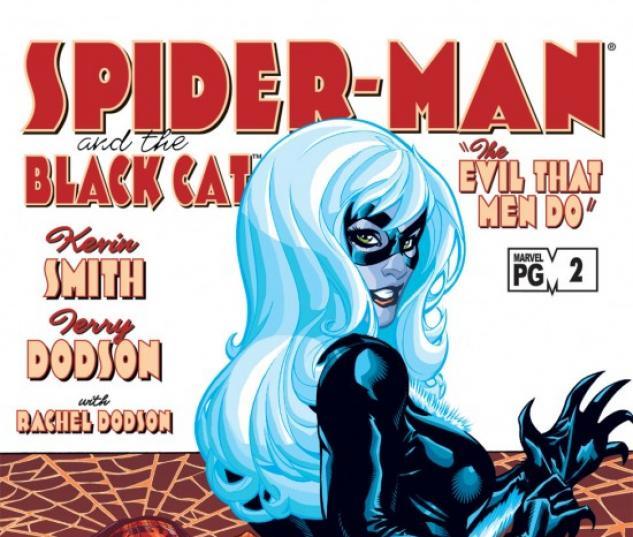 Spider-Man/Black Cat: Evil That Men Do (2002) #2