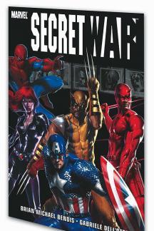Secret War (Trade Paperback)