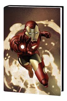 Iron Man: Extremis Premiere (Hardcover)
