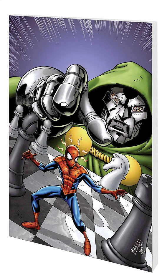 MARVEL ADVENTURES SPIDER-MAN VOL. 3: DOOM WITH A VIEW DIGEST (Digest)