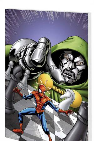 Marvel Adventures Spider-Man Vol. 3: Doom with a View (Digest)