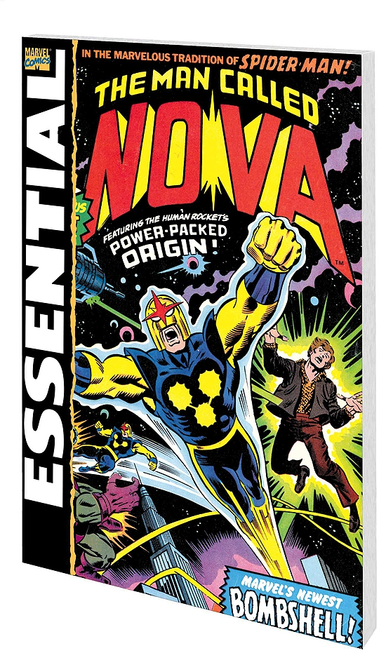 Essential Nova Vol. 1 (Trade Paperback)
