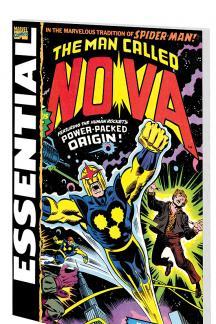 Essential Nova Vol. 1 (Trade Paperback)