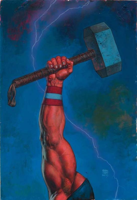 Thor: Vikings (2003) #4