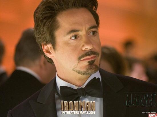 Iron Man Movie: Tony Stark #4
