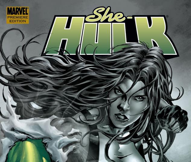 SHE-HULK: JADED PREMIERE #0