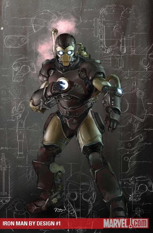 Iron Man by Design (2010) #1