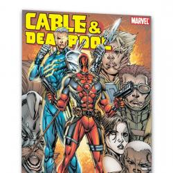 CABLE & DEADPOOL VOL. 6: PAVED WITH GOOD INTENTIONS #0