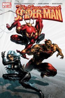 Sensational Spider-Man (2006) #27