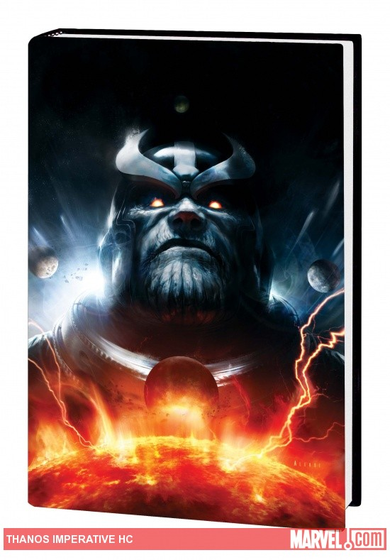 Thanos Imperative (Hardcover)