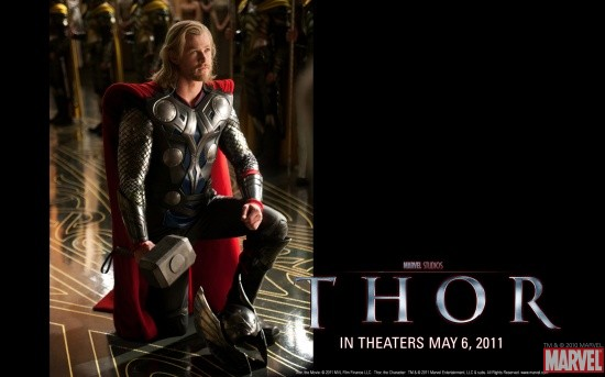Thor Movie Wallpaper #11
