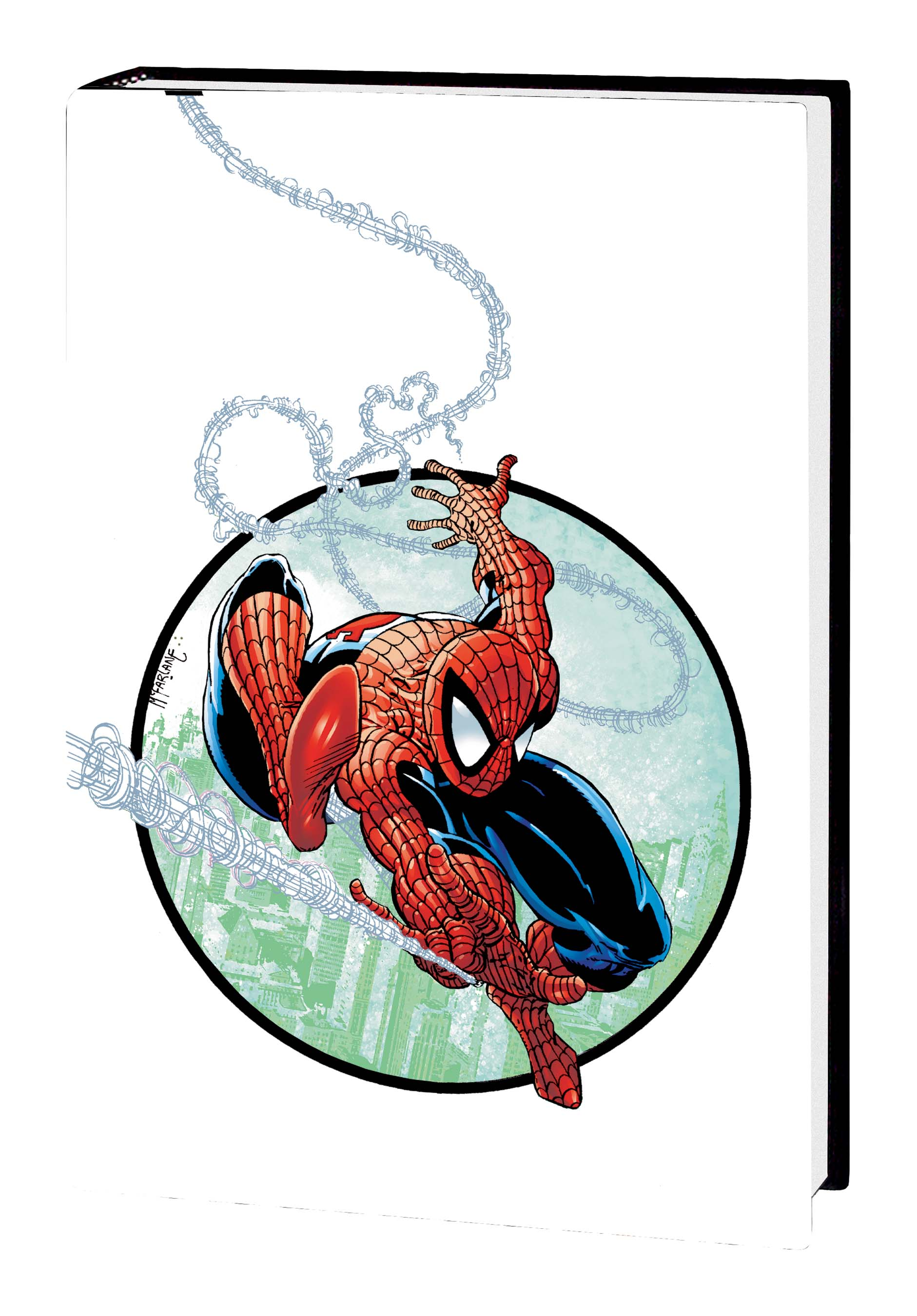 AMAZING SPIDER-MAN BY DAVID MICHELINIE & TODD MCFARLANE OMNIBUS HC (Hardcover)