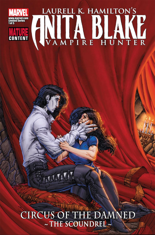 Anita Blake: Circus of the Damned - The Scoundrel (2011) #1
