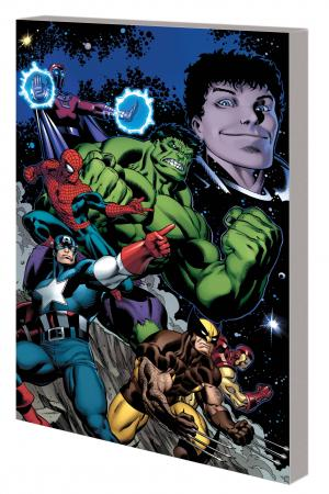 Secret Wars II (Trade Paperback)