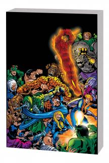Essential Fantastic Four Vol. 5 (All-New Edition) (Trade Paperback)