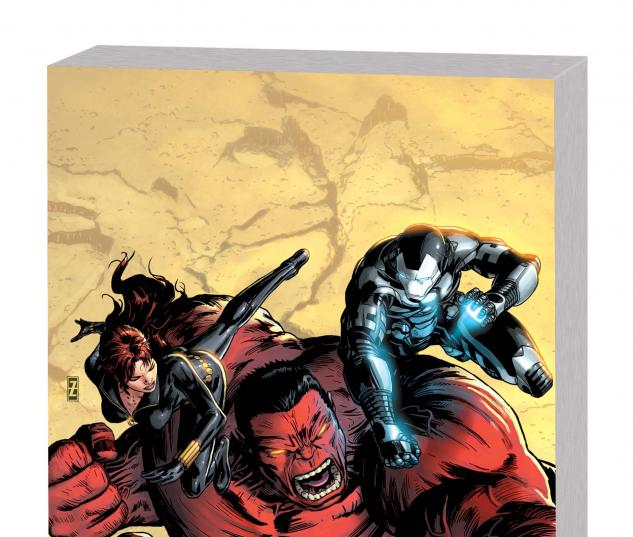 Red Hulk: Hulk of Arabia TPB