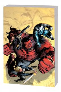 Red Hulk: Hulk of Arabia TPB (Trade Paperback)