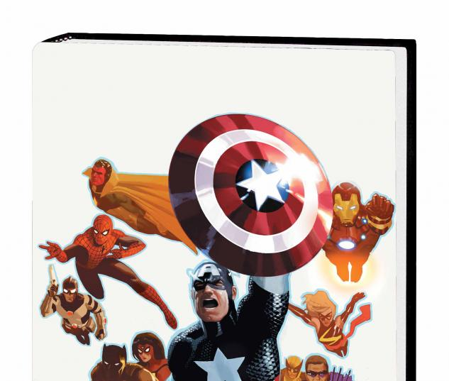 AVENGERS BY BRIAN MICHAEL BENDIS VOL. 3 PREMIERE HC