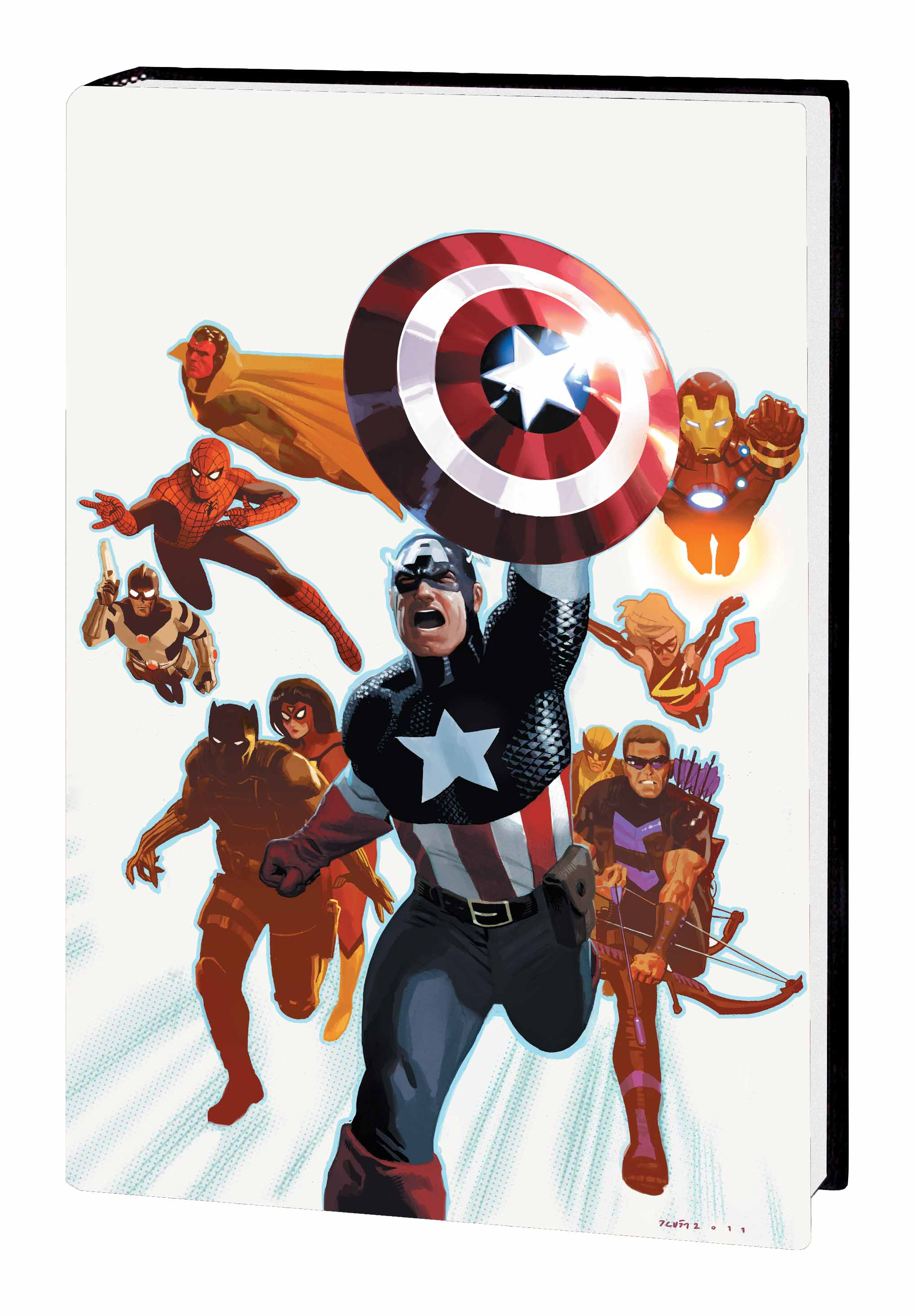 AVENGERS BY BRIAN MICHAEL BENDIS VOL. 3 PREMIERE HC (Hardcover)