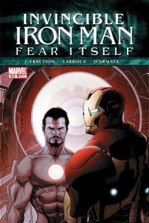 Invincible Iron Man #503