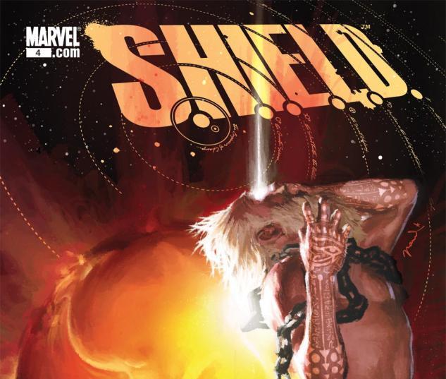 S.H.I.E.L.D (2010) #4