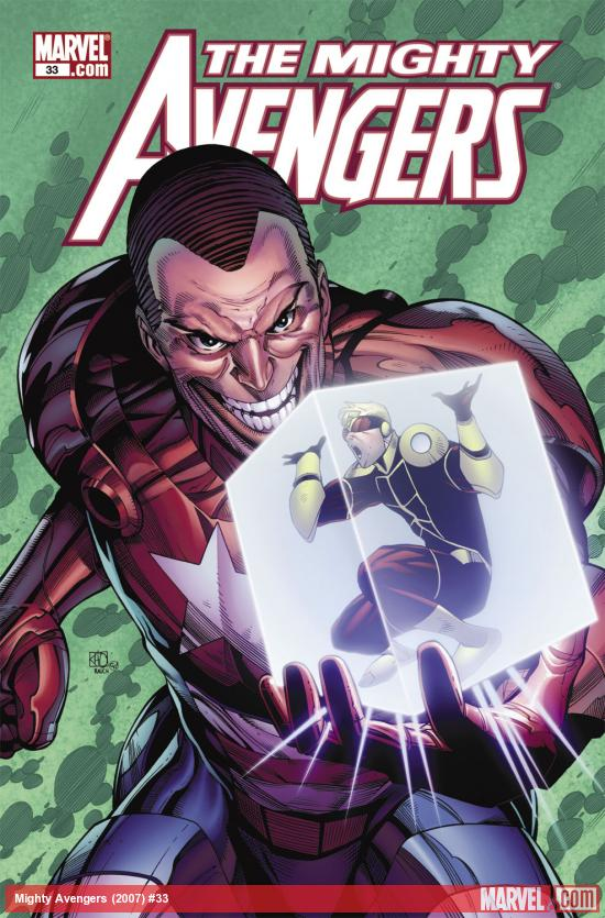 The Mighty Avengers (2007) #33