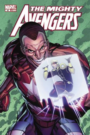 The Mighty Avengers #33