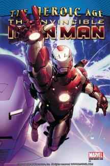 Invincible Iron Man (2008) #25