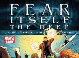 Fear Itself: The Deep (2011) #2