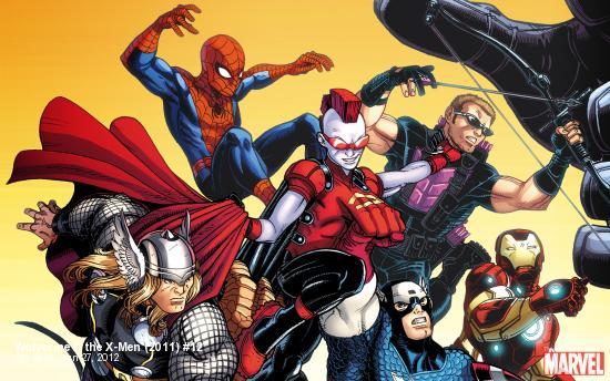 Wolverine & the X-Men (2011) #12