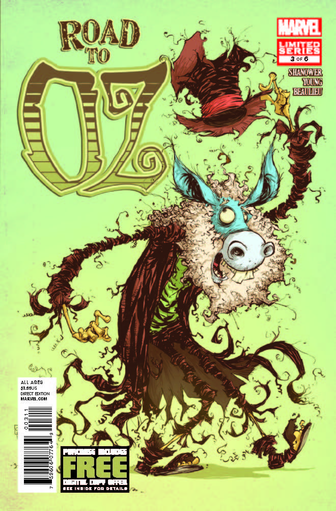 Road to Oz (2011) #3