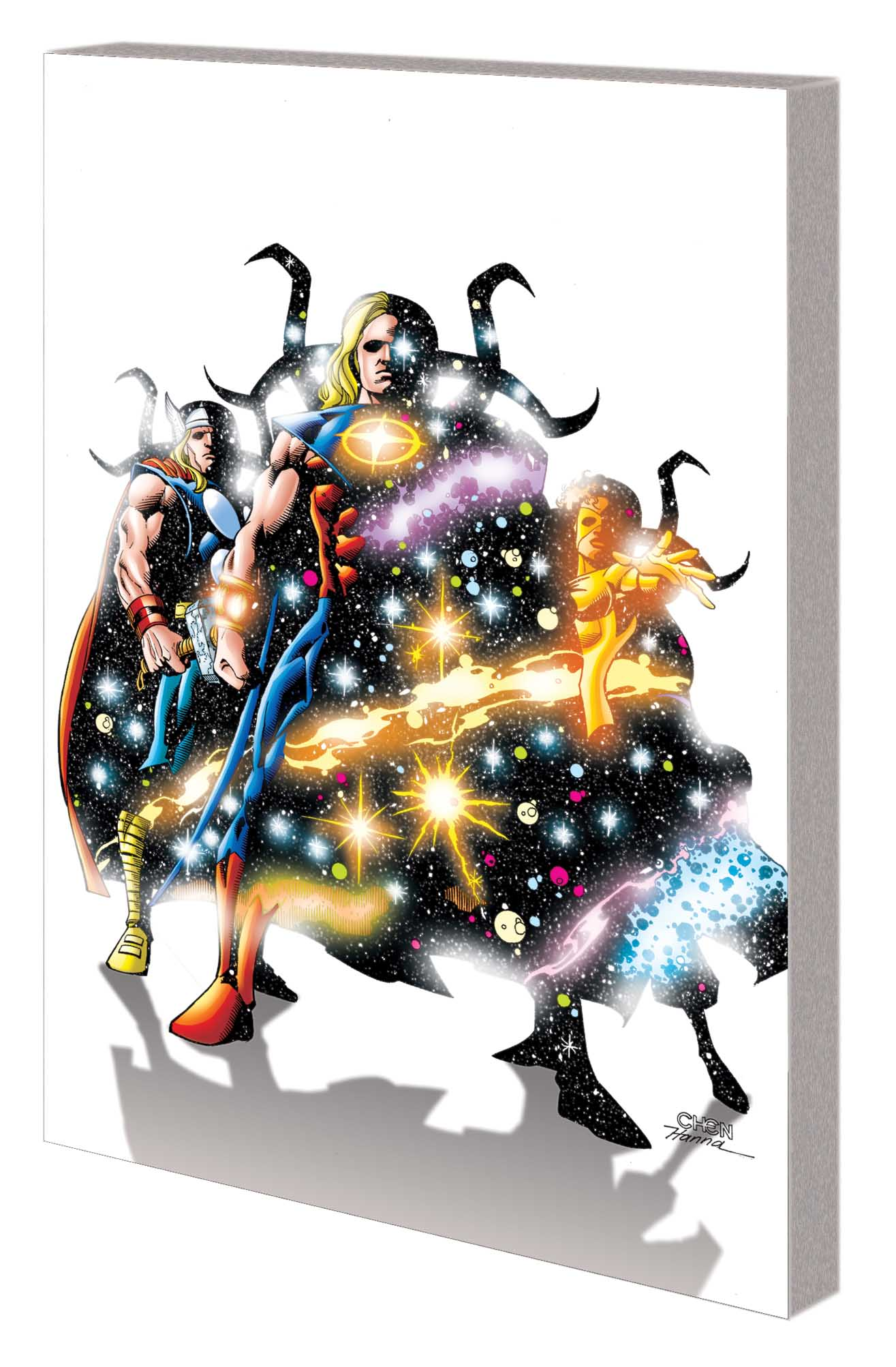 Avengers Infinity (Trade Paperback)