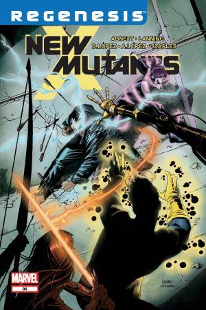 New Mutants (2009) #35
