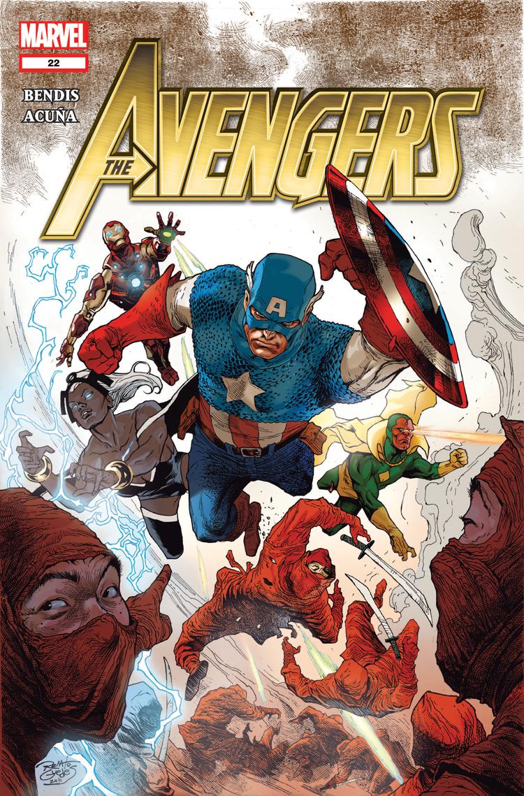 Avengers (2010) #23