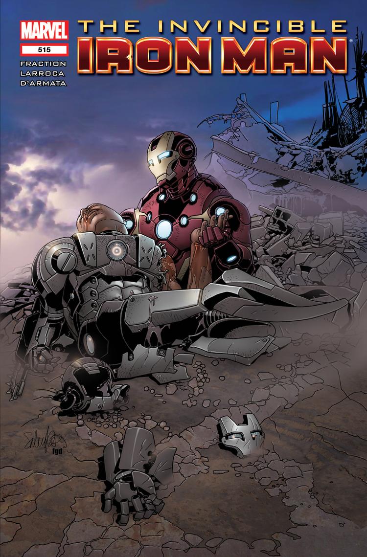 Invincible Iron Man (2008) #515