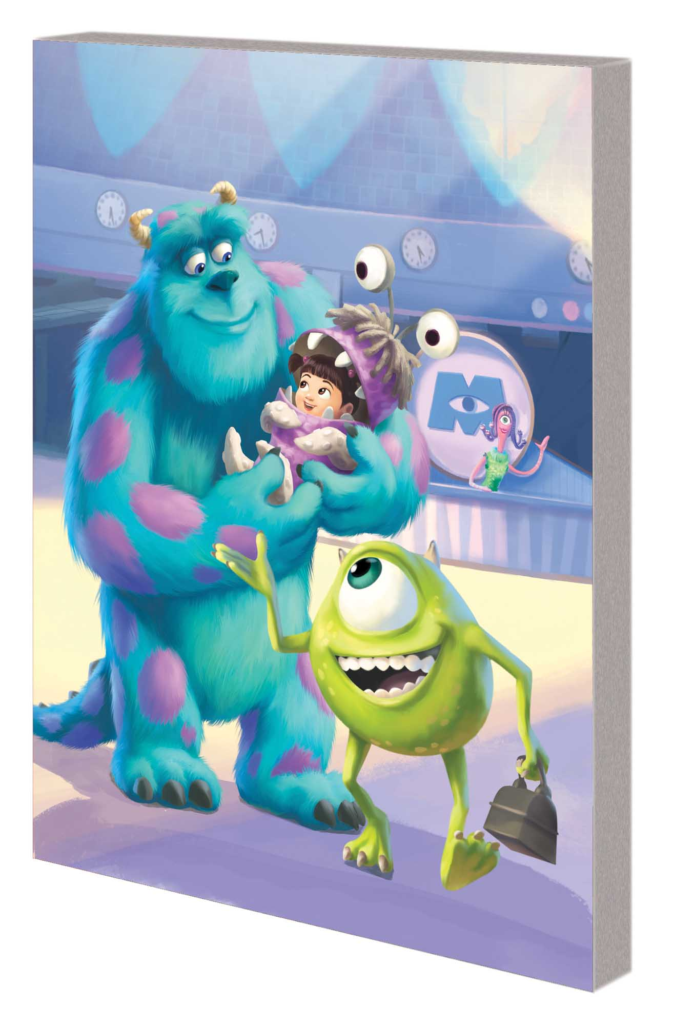 MONSTERS, INC.: SCARY STORIES DIGEST (Digest)