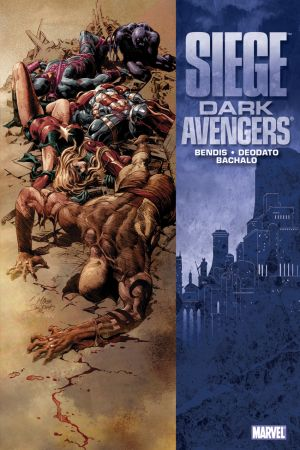Siege: Dark Avengers (Hardcover)