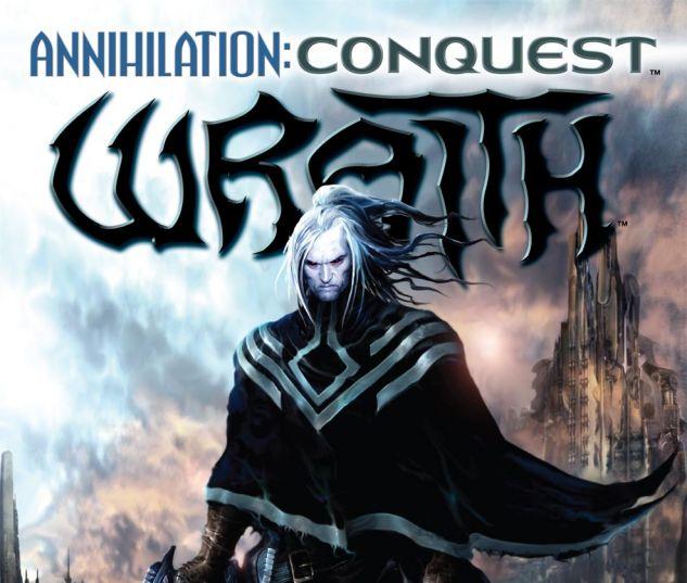 Annihilation Conquest: Wraith (2007) #1